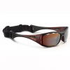 Maui Jim Waterman Sunglasses Matte Rootbeer/hcl