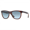 Ray-Ban RB4184 Sunglasses Top Havana on Trasparent 54mm
