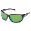 Suncloud Milestone Sunglasses Matte Black/bluepolmir