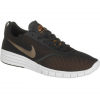 Nike SB Paul Rodriguez Renew Skateboarding Shoe - Men's Blk/sunset-Wht