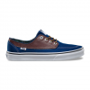 Vans Leather Plaid Brigata - Men's Esttebl/pttngsl 9.5