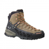 Salewa ALP Flow Mid GTX Shoes - Women's Charcoal/indio 8.0