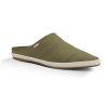 Sanuk Kat Nip Slip-On Shoes- Women's Olive 9.0