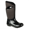 Bogs Herringbone High Rainboots - Womens Chocolate 6