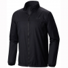 Mountain Hardwear Fraction Jacket - Men's Black Xl