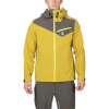 Spyder Eiger Shell Jacket Brazen/polar/sun Md