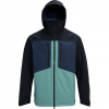 Burton AK 2L Swash Jacket Lrksr/wshd Blu/eclps M