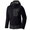 Mountain Hardwear Dragon Hooded Jacket - Mens Black Sm