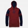 Volcom Football Fleece Red Md