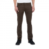 Volcom Vorta Twill Jeans - Mens Dark Chocolate 36