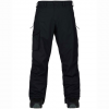 Burton Covert Snowboard Pants True Black Xs