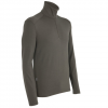 Icebreaker Tech Top Long Sleeve Half Zip Cargo Md