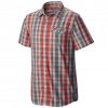 Mountain Hardwear Stout Short Sleeve Shirt - Men's Ocean Blue Sm