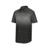 Oakley Stripes Short Sleeve Woven Shirt Jet Black Md