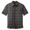 Outdoor Research Astroman S/S Shirt Pewter/charcoal Xl