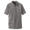 Outdoor Research Tisbury S/S Shirt Pewter Sm