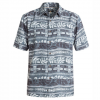 Quiksilver Pina Short Sleeve Shirt - Men's Kpv0-Castlerock Md