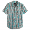 Prana Elliot Slim Fit Shirt Deep Teal Sm