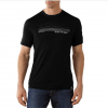 Smartwool Topography Tee Black Md