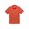 Toad & Co Motile SS Polo Light Ash Xl