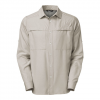 The North Face Traverse L/S Shirt Moonstruck Grey Heather Lg