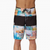 Reef Bali Daze Boardshort - Men's White 36