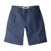 Mountain Khaki Poplin Short Slim Fit Navy 34/8""