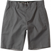 "Vissla Factory Chino 21"" Shorts Gry 36"