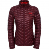 The North Face Thermoball Jacket - Womens Deep Garnet Red Md