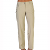 ExOfficio Nomad Roll-Up Pants - Womens Lt Khaki 04
