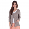 Royal Robbins Mary Jane Cardigan - Women's Lt Taupe Md