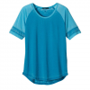 Prana Cleo Tee - Womens Coal Md