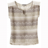Prana Illiana Top - Womens Moonrock Lg