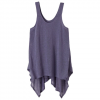 Prana Whisper Tank  Coal Md