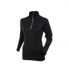 Sunice Showcase Lightweight Thermal Pullover - Women's Black Xs