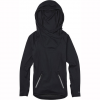 Burton Crystal Pullover - Womens True Black Lg