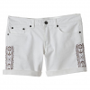 Prana Kara Shorts - Women's White Aztec 8
