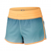 Oakley En Route Print Shorts - Women's Orange Pop Lg