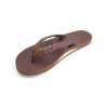 Rainbow Twisted Sister Sandals - Women's Mocha Lg