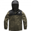The North Face Boys Resolve Reflective Jacket Terrarium Green Sm(7/8)