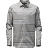 The North Face L/S Approach Flannel Tnf Light Grey Heather Lg
