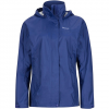 Marmot Womens Precip Jacket - Womens Black Sm