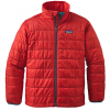 Patagonia Boys Nano Puff Jacket Ramble Red Xl
