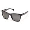 Suncloud Douletake Sunglasses Mt Black/greypolar