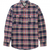 Vissla The Bluff Plaid Shirt Dkn Xl