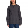 RVCA Pick Pullover 2 Hoodie Charcoal Heather Lg