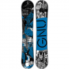 GNU Carbon Credit BTX Snowboard  Red 156w