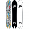 Lib Tech Mayhem Round Nose Fish XC2 Snowboard 159 Graphic 159