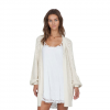 Volcom Cruz Control Cardigan - Women's  Vintage White Md