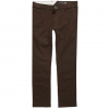 Volcom VSM Gritter Slim Chino Dark Chocolate 30